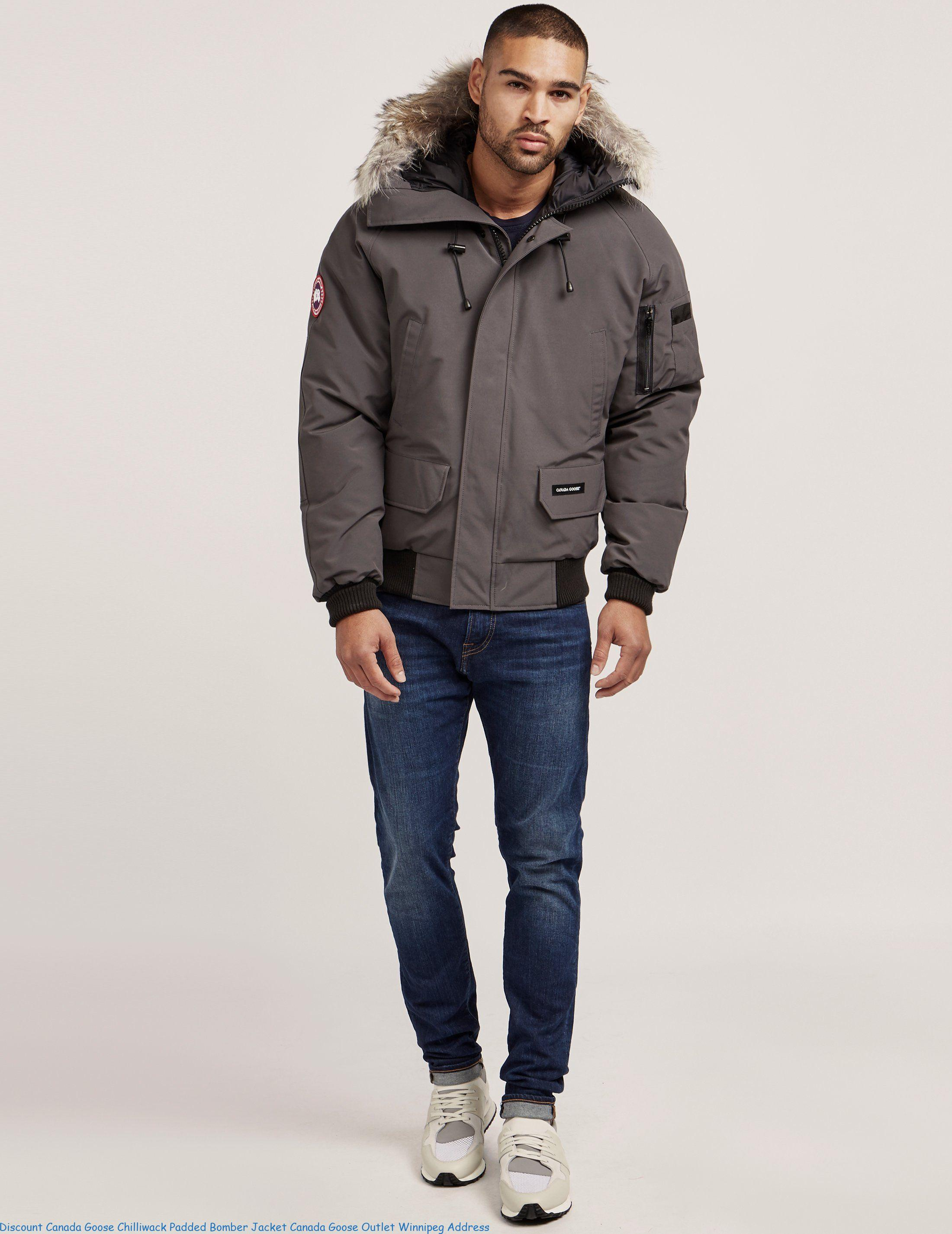 5d82e8afdba Discount Canada Goose Chilliwack Padded Bomber Jacket Canada Goose Outlet  Winnipeg Address – Canada Goose UK Outlet | Cheap Canada Goose Jackets,Coats ,Parka ...