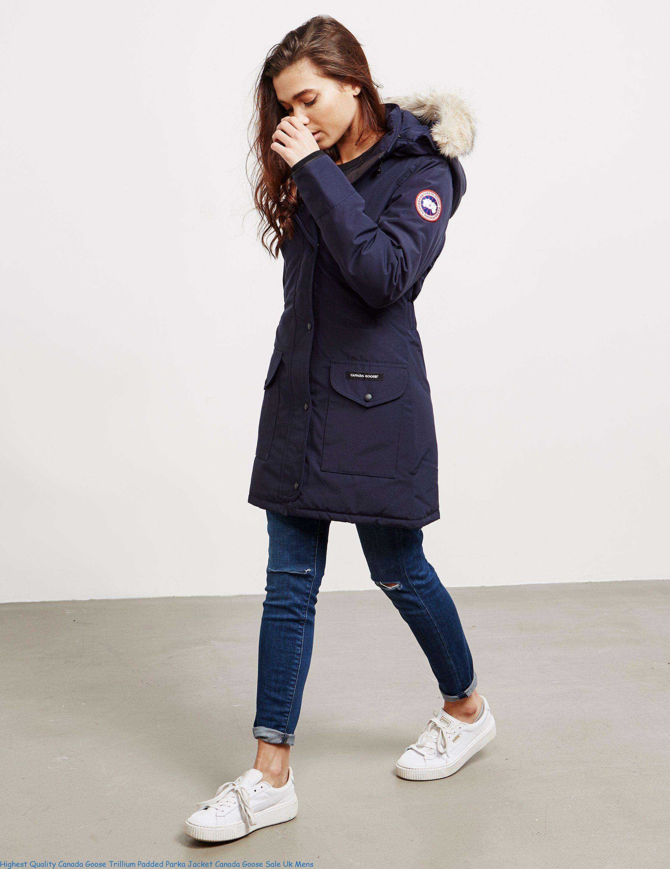b8da912ebb7 Highest Quality Canada Goose Trillium Padded Parka Jacket Canada Goose Sale  Uk Mens – Canada Goose UK Outlet | Cheap Canada Goose Jackets,Coats,Parka  Online ...