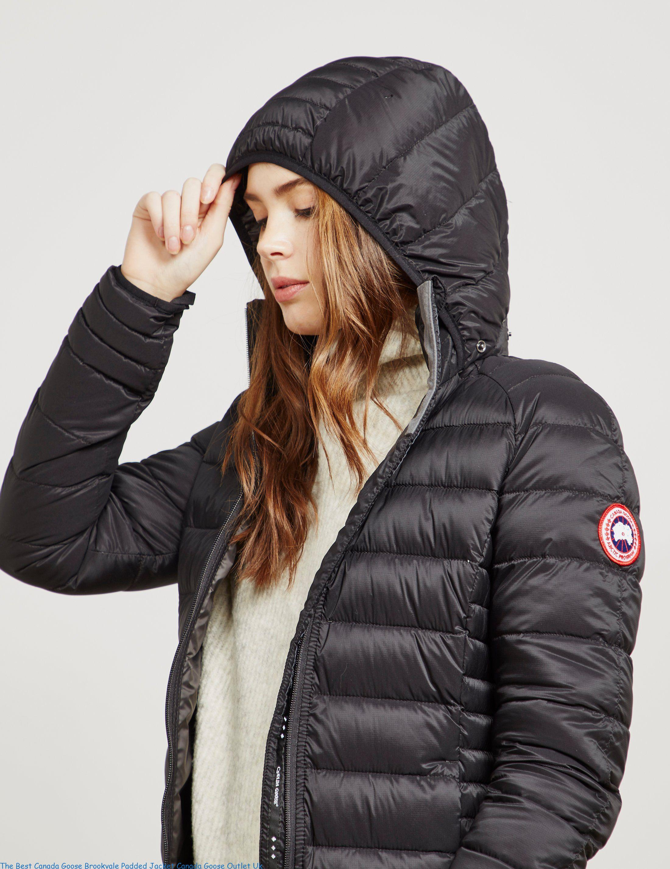 15e59f6dce8 The Best Canada Goose Brookvale Padded Jacket Canada Goose Outlet Uk ...